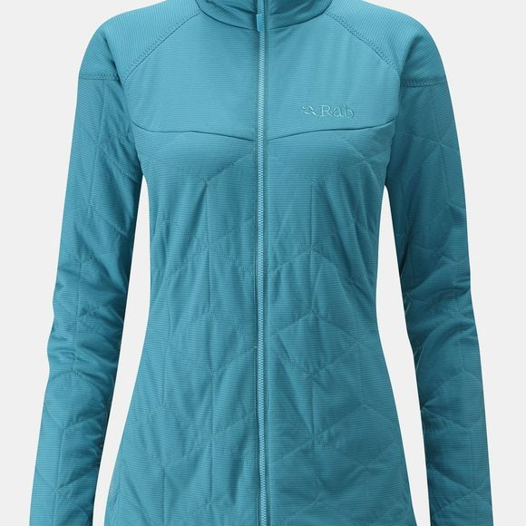 Rab Womens Paradox Jacket Amazon/ Meltwater