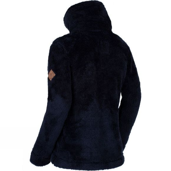 Womens Halsey Full Zip Fleece
