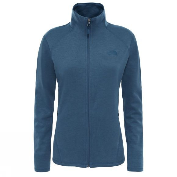 The North Face Womens Slacker Jacket Ink Blue