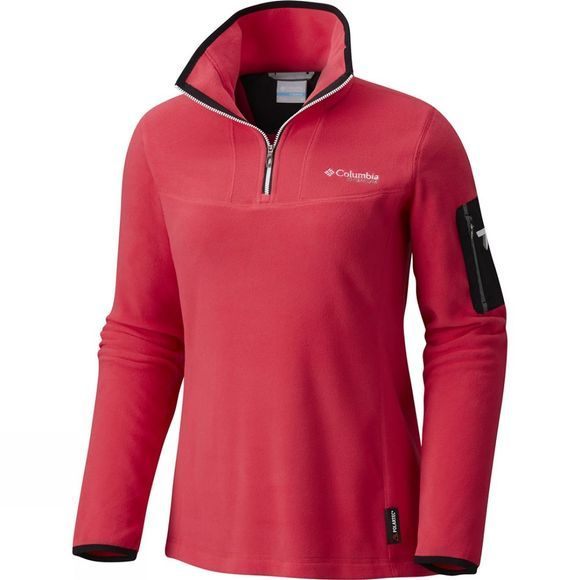 Womens Titan Pass II 1.0 Fleece