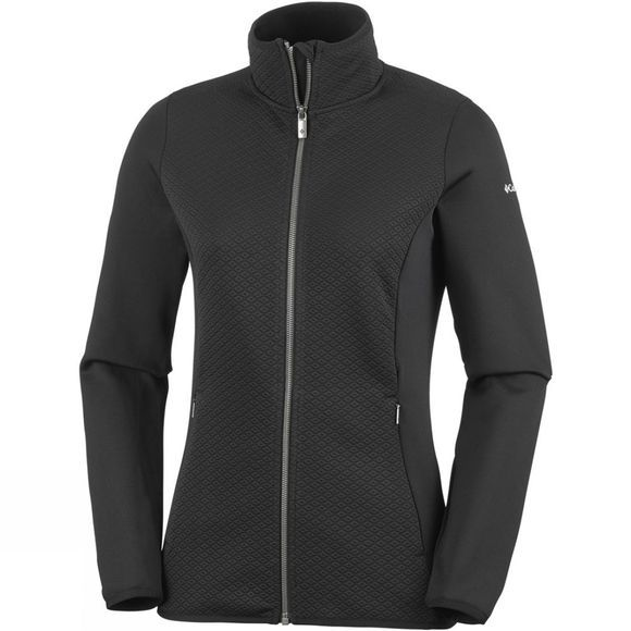 Columbia Womens Roffe Ridge Full Zip Fleece Black