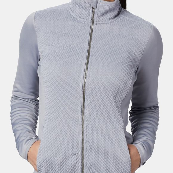 Columbia Womens Roffe Ridge Full Zip Fleece Astral