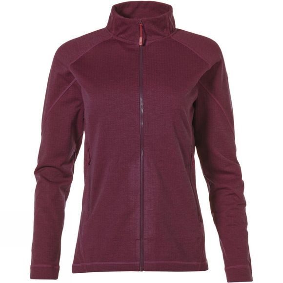 Rab Womens Nucleus Jacket Eggplant