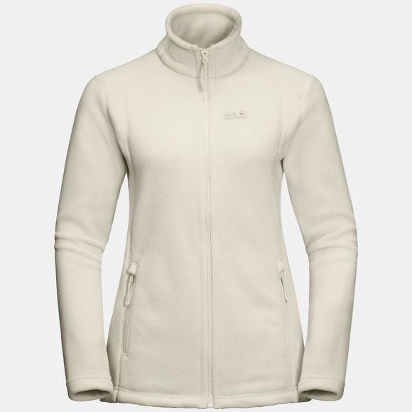 Jack Wolfskin Womens Midnight Moon White Sand
