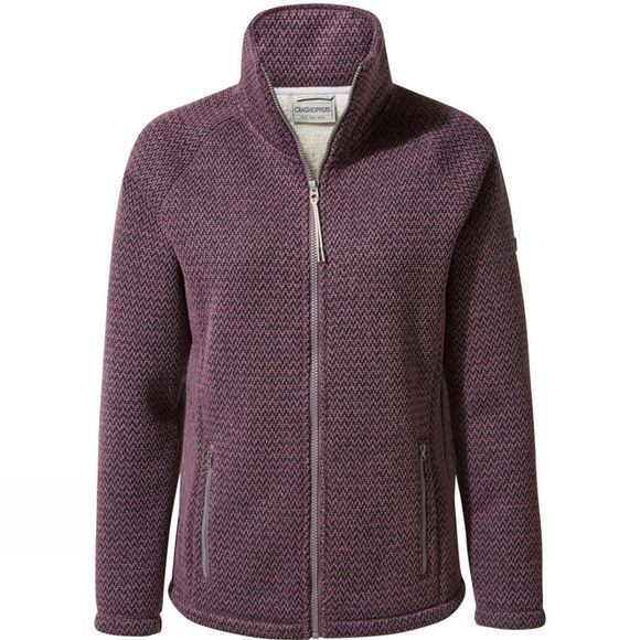 Womens Nairn Fleece Jacket