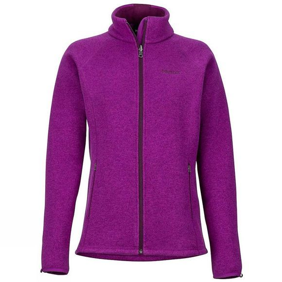 Marmot Womens Torla Jacket Grape