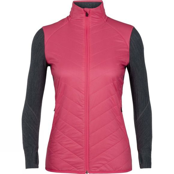 Womens Descender Hybrid Jacket