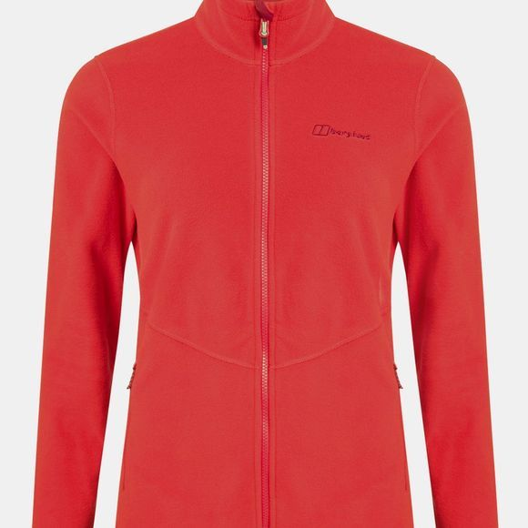 Berghaus Womens Prism Micro PT Jacket Aura Orange