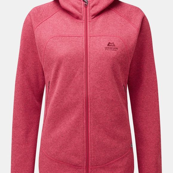 Mountain Equipment Womens Kore Hooded Jacket Virtual Pink