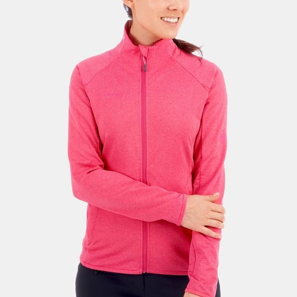 Mammut Womens Nair ML Jacket  Pink Melange
