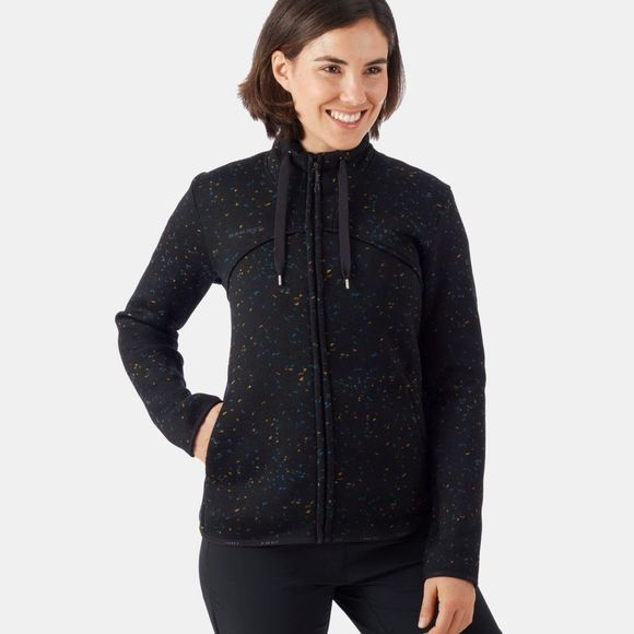 Mammut Womens Chamuera Midlayer Jacket Black
