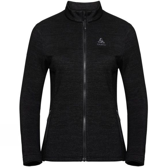 Odlo Womens Sierra Midlayer Black