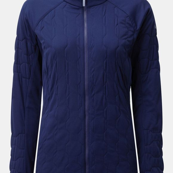 Rab Womens Paradox Light Jacket Blueprint