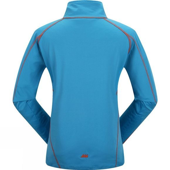 Womens Fannaraken Zip Top