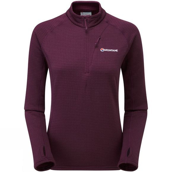 Montane Womens Power Up Pull-On Saskatoon Berry
