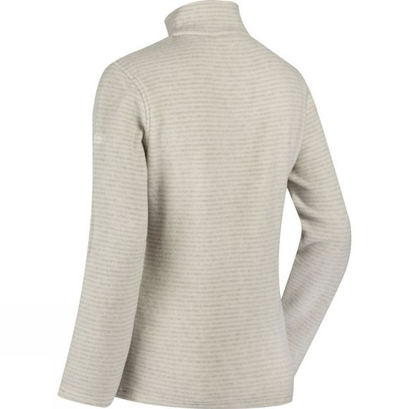 Regatta Womens Embraced II Half Zip Fleece LightVanilla