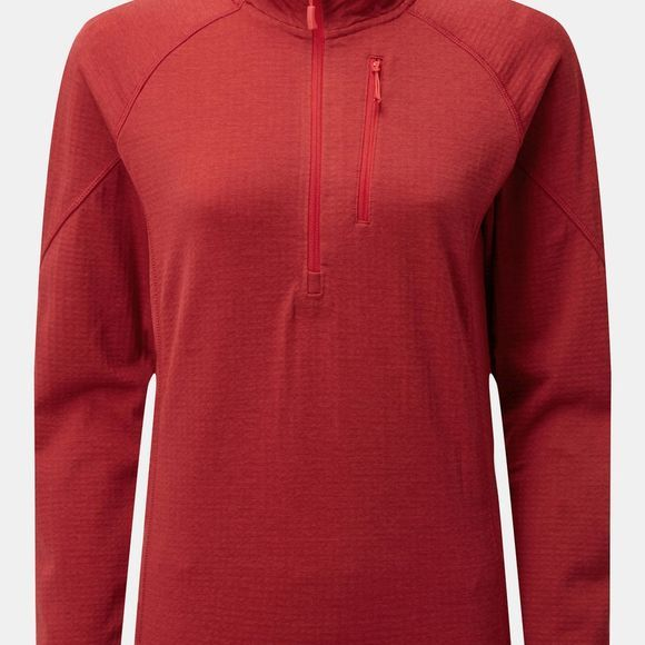 Rab Womens Nucleus Pull-On Crimson/Geranium