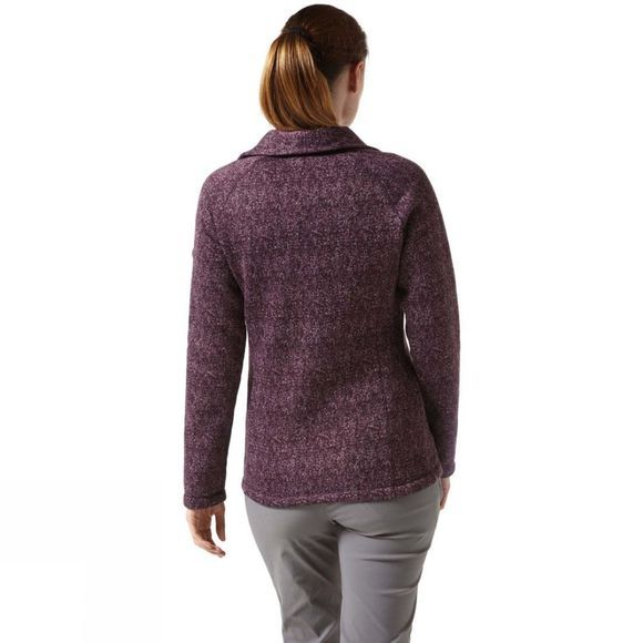Womens Braemar Half Zip Fleece