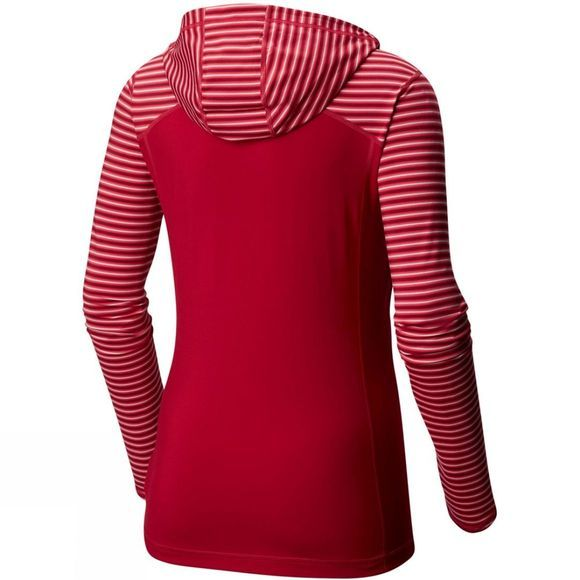 Mountain Hardwear Women's Butterlicious Long Sleeve Hoody Cranstand