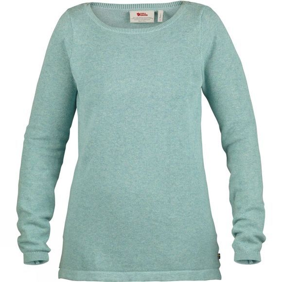 Womens High Coast Knit Sweater