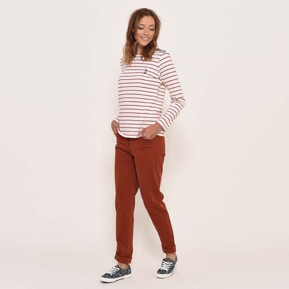 Brakeburn Bella crew Red