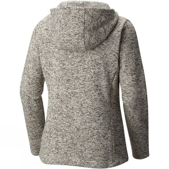 Columbia Womens Darling Days Pullover Hoodie Chalk Heather