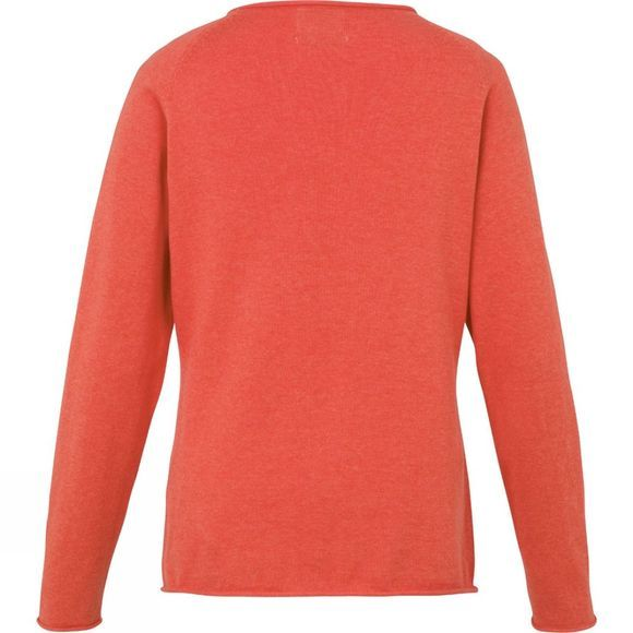 Fjallraven Women's Övik Sweater Coral
