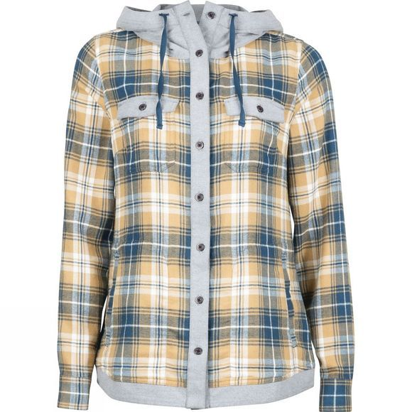 Womens Reagan Flannel Long Sleeve