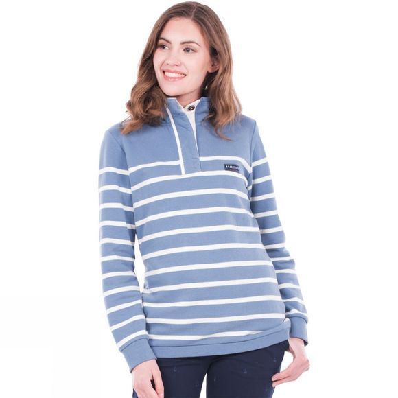 Brakeburn Womens Amber Sweat Blue