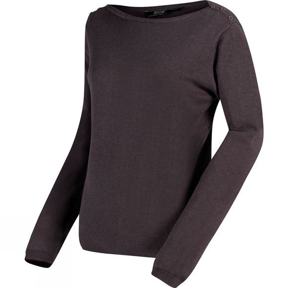 Regatta Womens Kalindi Sweatshirt Dust