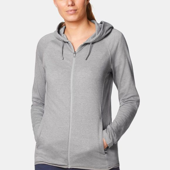 Craghoppers Womens NosiLife Sydney Top Soft Grey Marl
