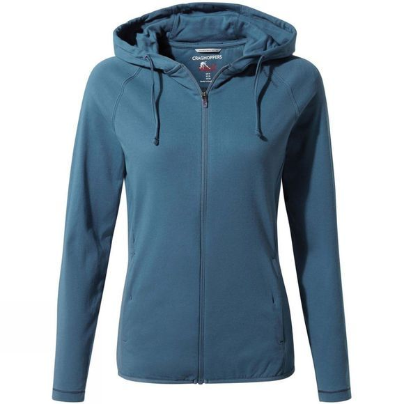 Craghoppers Womens NosiLife Sydney Top VenetianTeal