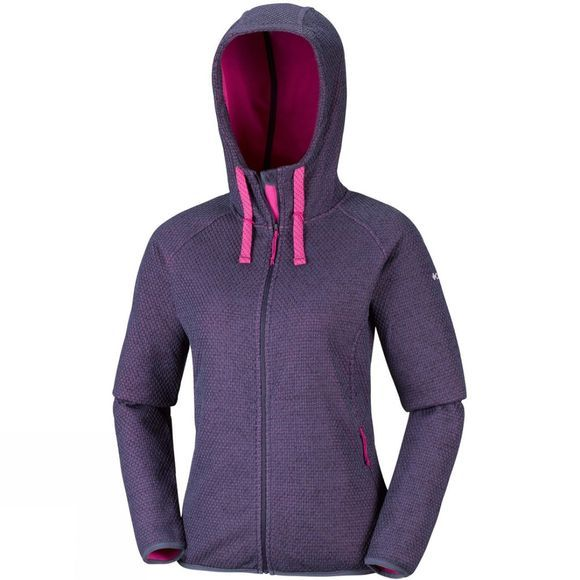 Womens Pacific Point Full Zip Hoodie
