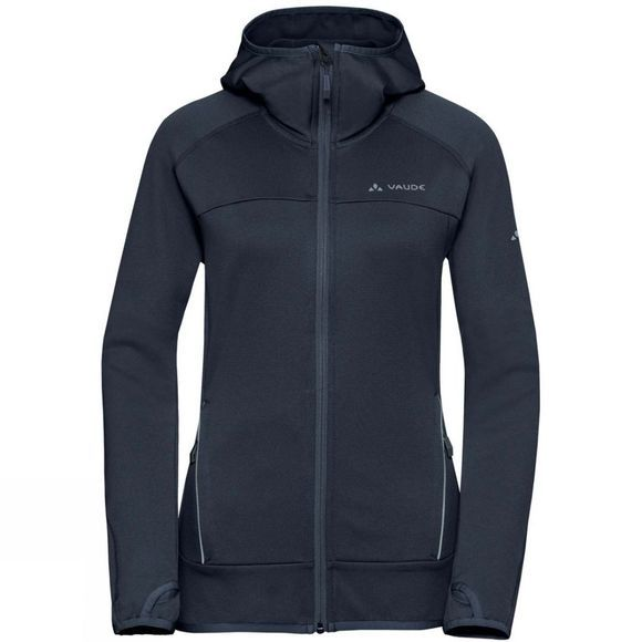Vaude Womens Tekoa Fleece Jacket Eclipse