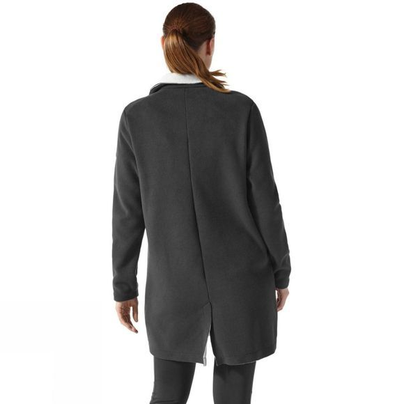 Craghoppers Womens Barabel Jacket Charcoal/Black