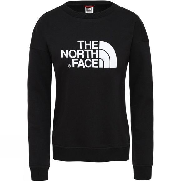 The North Face Womens Drew Peak Pullover Tnf Black