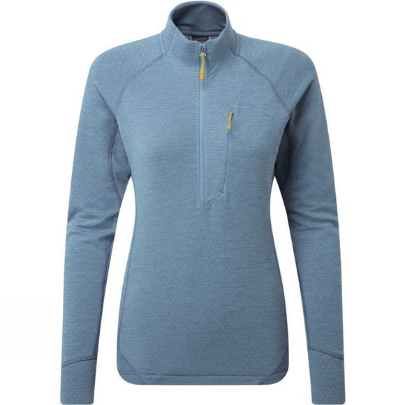Rab Womens Nexus Pull-On Fleece Thistle