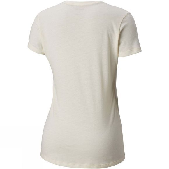 Columbia Womens UnBearable Tee Light Bisque Heather