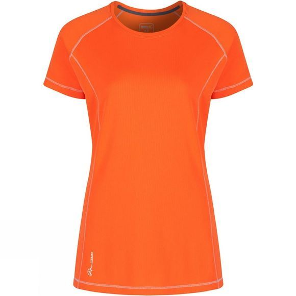 Regatta Womens Virda T-Shirt Pumpkin