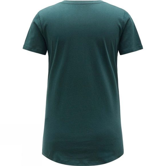 Haglofs Womens Mirth Tee Mineral