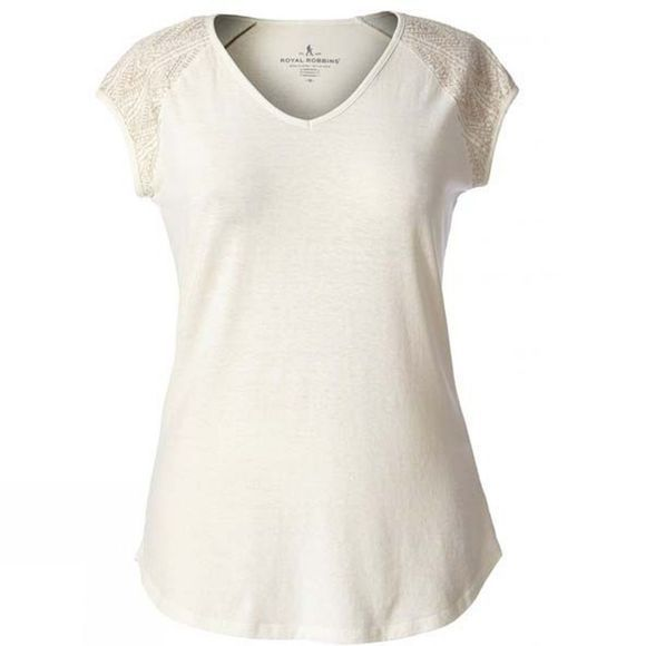 Womens Flynn Short Sleeve Top