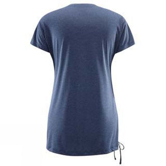 Haglofs Womens Ridge T-Shirt Tarn Blue