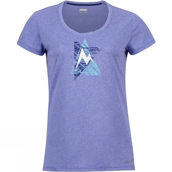 Womens Post Time Tee