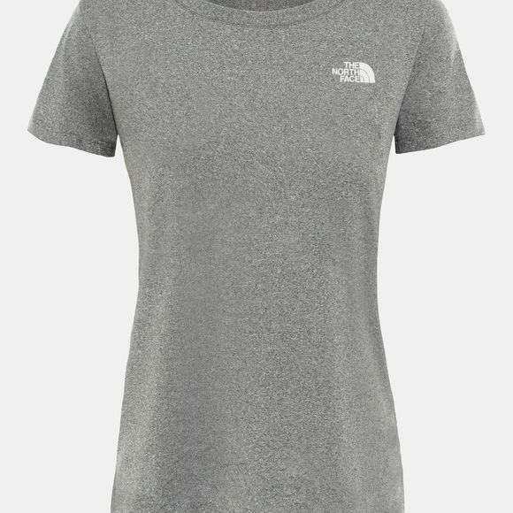 The North Face Women's Quest Tee Tnf Medium Grey Heather