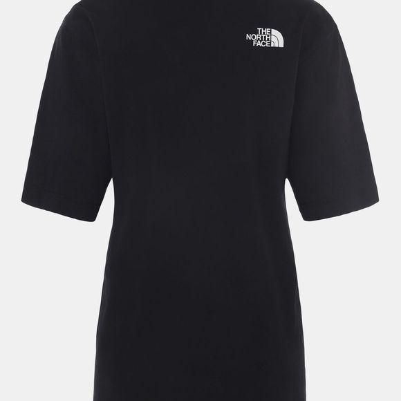 The North Face Women's BF Simple Dome Tee Tnf Black