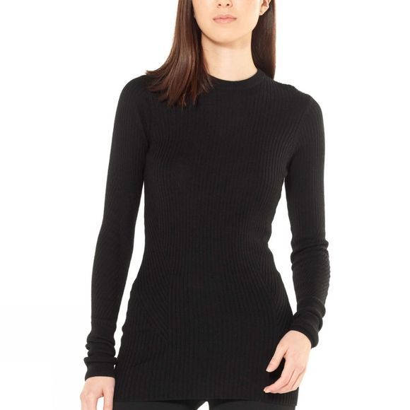 Womens Valley Slim Crewe Sweater