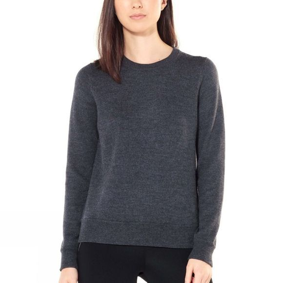 Womens Muster Crewe Sweater