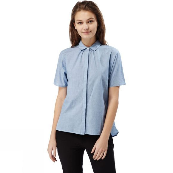 Womens Natalie Short-Sleeved Shirt