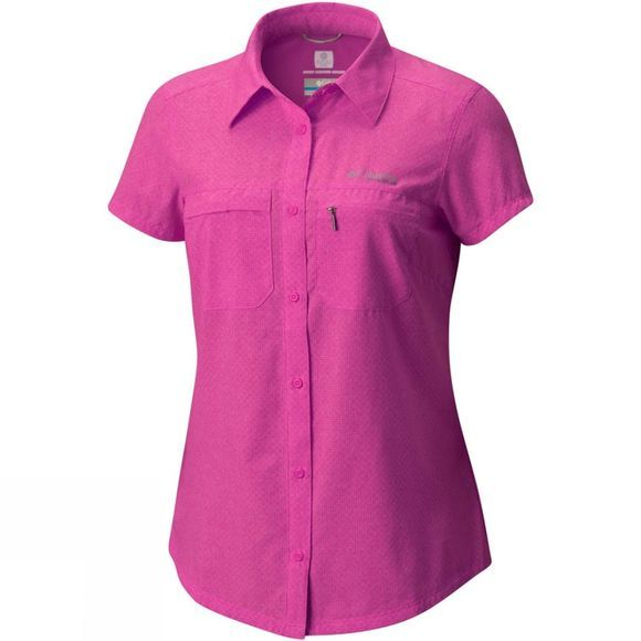 Womens Irico Short Sleeve Shirt