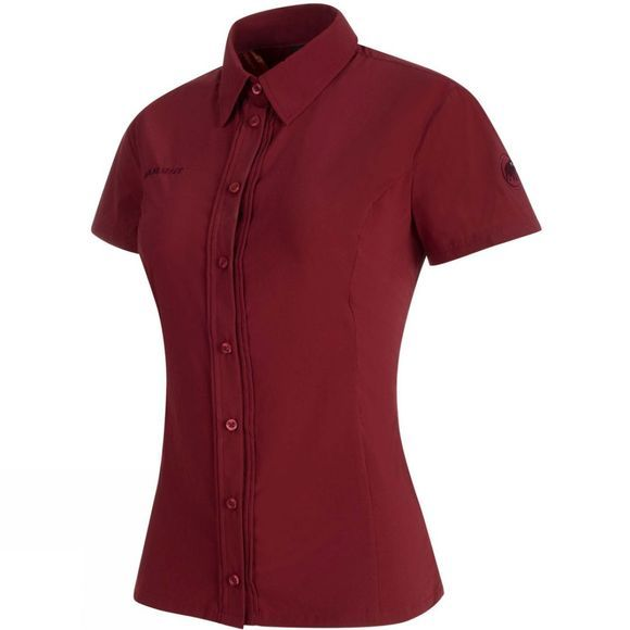 Mammut Womens Trovat Light Shirt Merlot